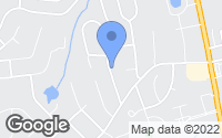 Map of Chester, VA