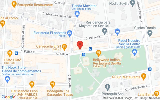 Administración nº29 de Sevilla