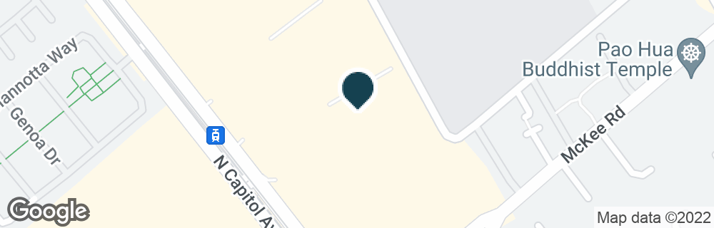 Google Map of350 N CAPITOL AVE