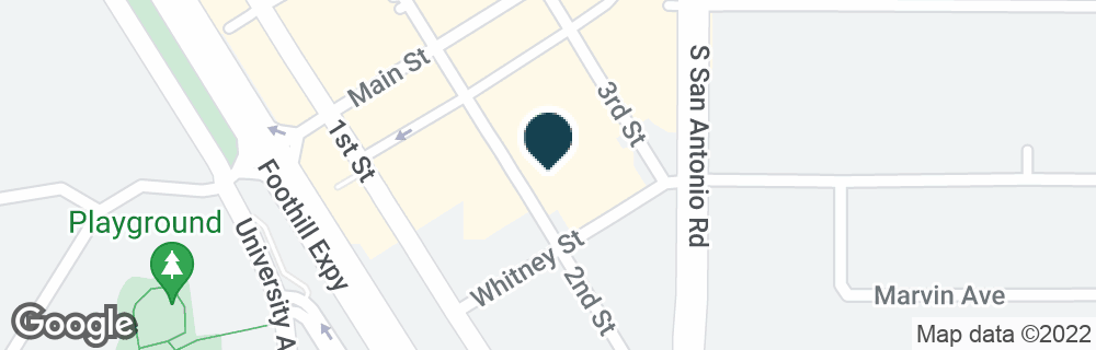 Google Map of303 2ND ST