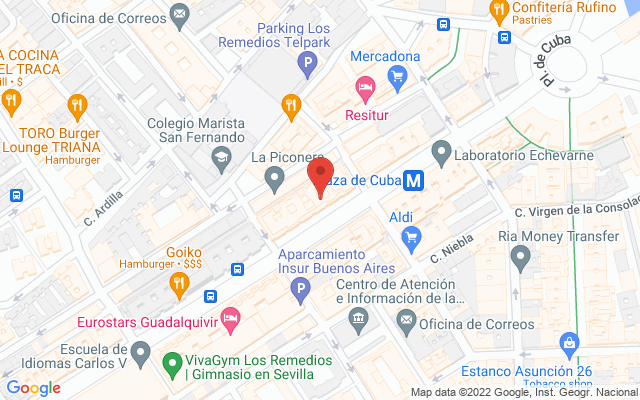Administración nº72 de Sevilla