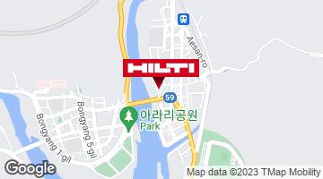 Get directions to 강원정선봉양33.