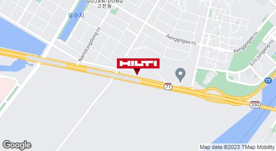 Get directions to 인천남동고잔734