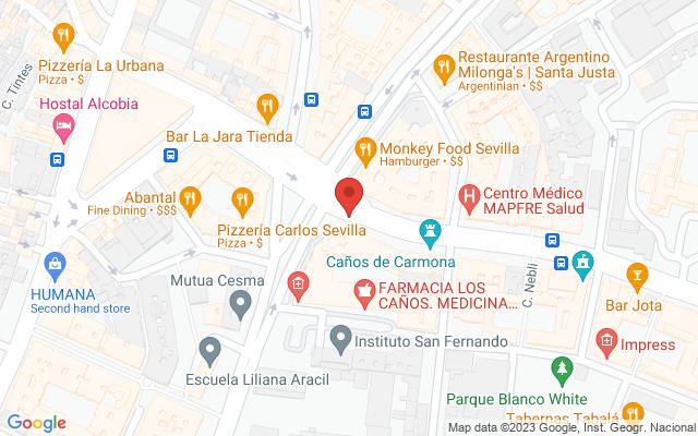 Administración nº62 de Sevilla