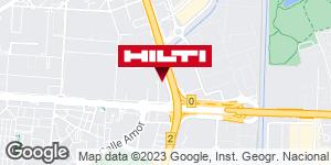 Obtener indicaciones para Tienda Hilti-Sevilla