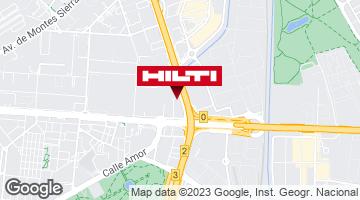 Tienda Hilti-Málaga