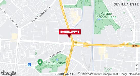 Tienda Hilti-Las Palmas de G.Canaria