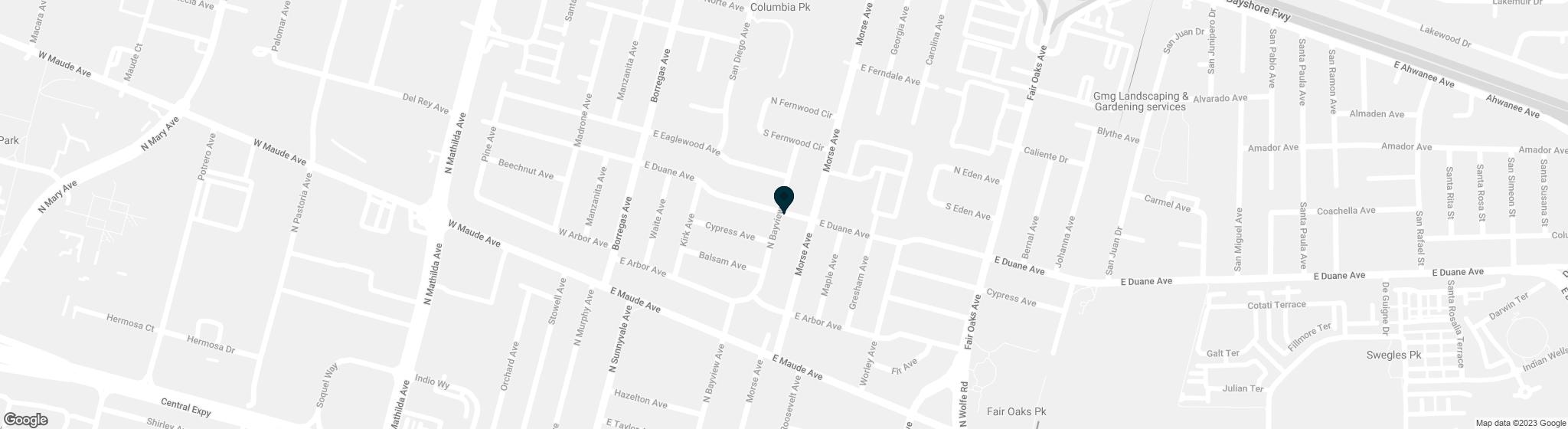 775 Santa Cecilia Sunnyvale CA 94085