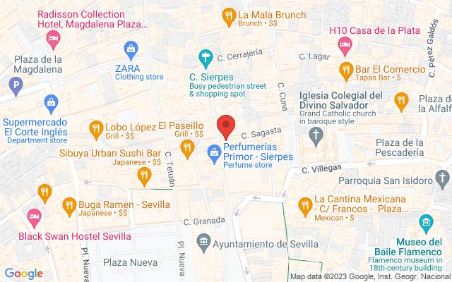 Administración nº16 de Sevilla