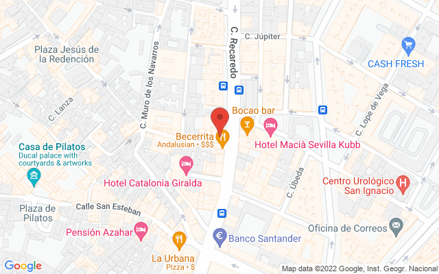 Administración nº9 de Sevilla