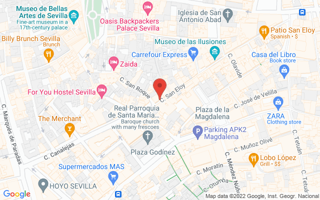 Administración nº28 de Sevilla