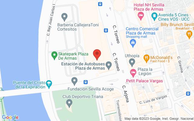 Administración nº107 de Sevilla