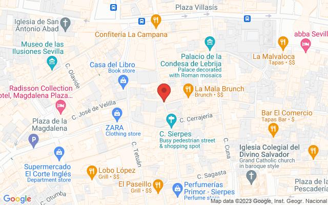 Administración nº23 de Sevilla