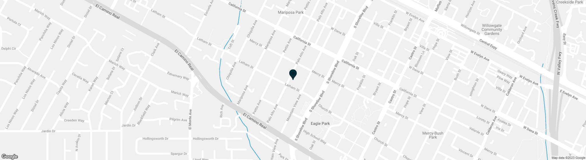 573 Palo Alto Mountain View CA 94041