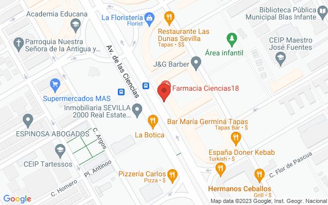 Administración nº110 de Sevilla