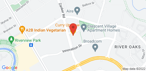 Directions to Curry Up Now