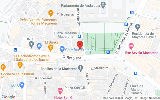Administración nº92 de Sevilla