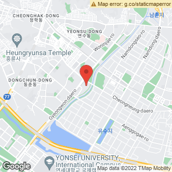 Map of American Eagle Outfitters at 210, Cheongneung-daero, Yeonsu-gu, Incheon, Korea, Yeonsu-gu, Incheon 21975