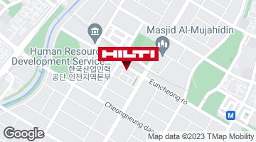 Get directions to 인천남동고잔635