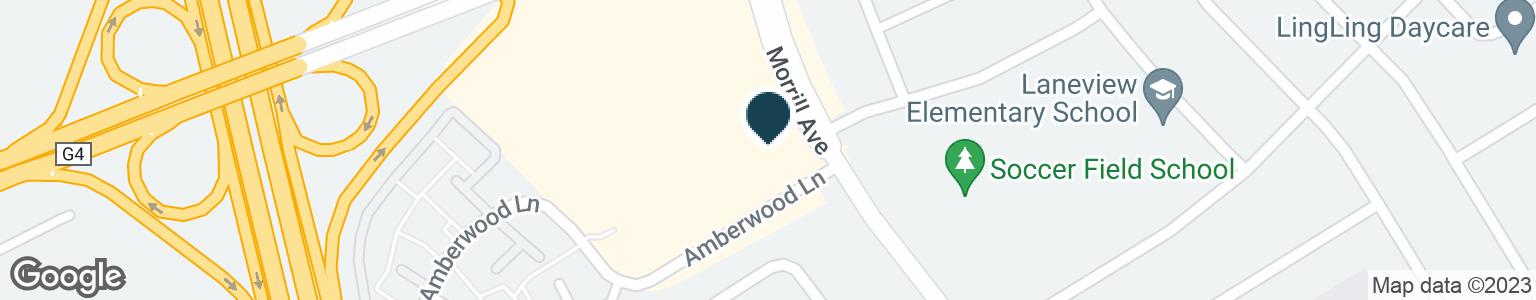 Google Map of2105 MORRILL AVE