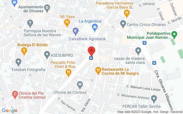 Administración nº2 de Olivares