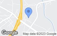 Map of Madison Heights, VA