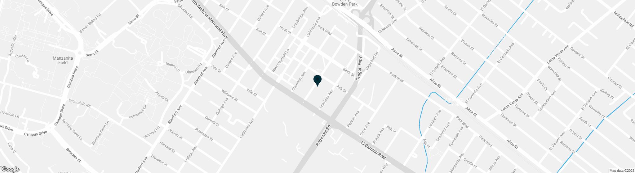 455 Grant #15 Palo Alto CA 94306