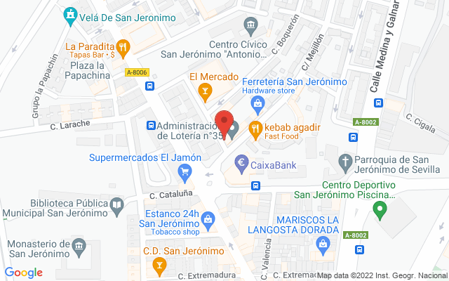 Administración nº35 de Sevilla