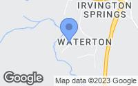Map of Lynchburg, VA