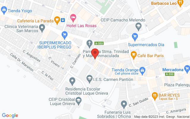 Administración nº3 de Priego de Córdoba