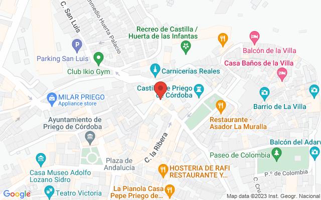 Administración nº2 de Priego de Córdoba