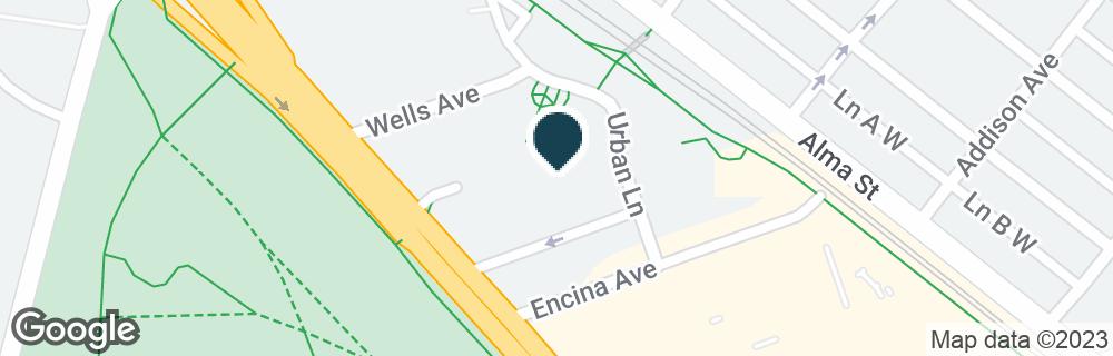 Google Map of795 EL CAMINO REAL