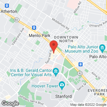 Map of BCBGeneration at Macy's at 300 Stanford Mall, Palo Alto, CA 94304