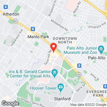 Map of Ann Taylor at 660 Stanford Shopping Center, Palo Alto, CA 94304
