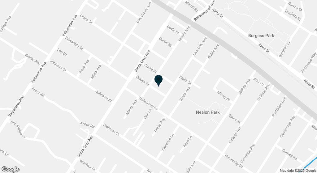 946 Evelyn Menlo Park CA 94025