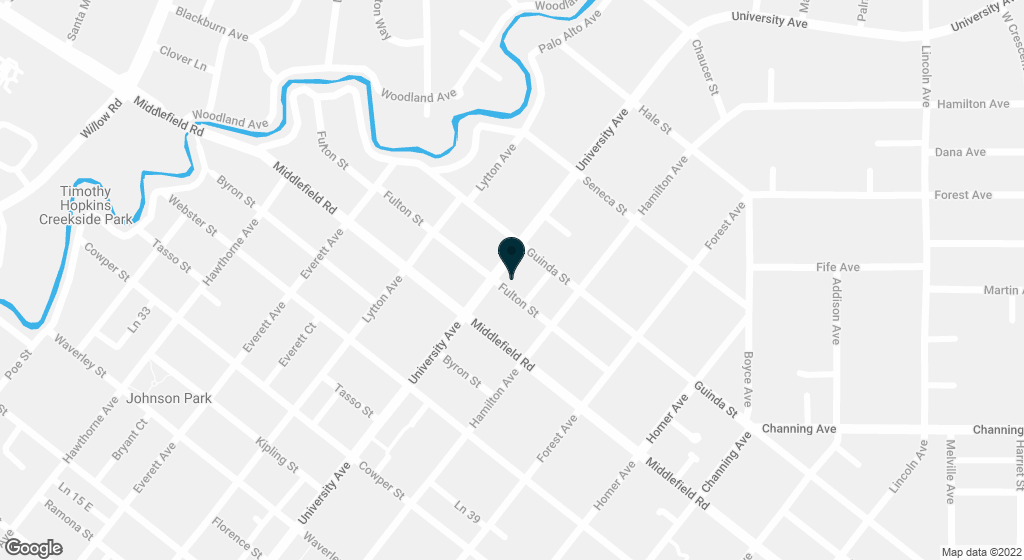 750 University Palo Alto CA 94301