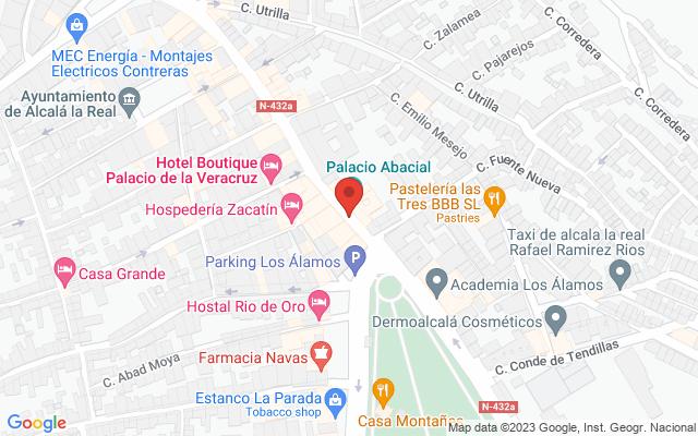 Administración nº1 de Alcalá La Real