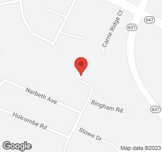 4116 Aracoma Drive