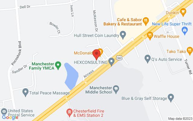 static image of 7410 Hull Street Road, Suite 102, Richmond, Virginia