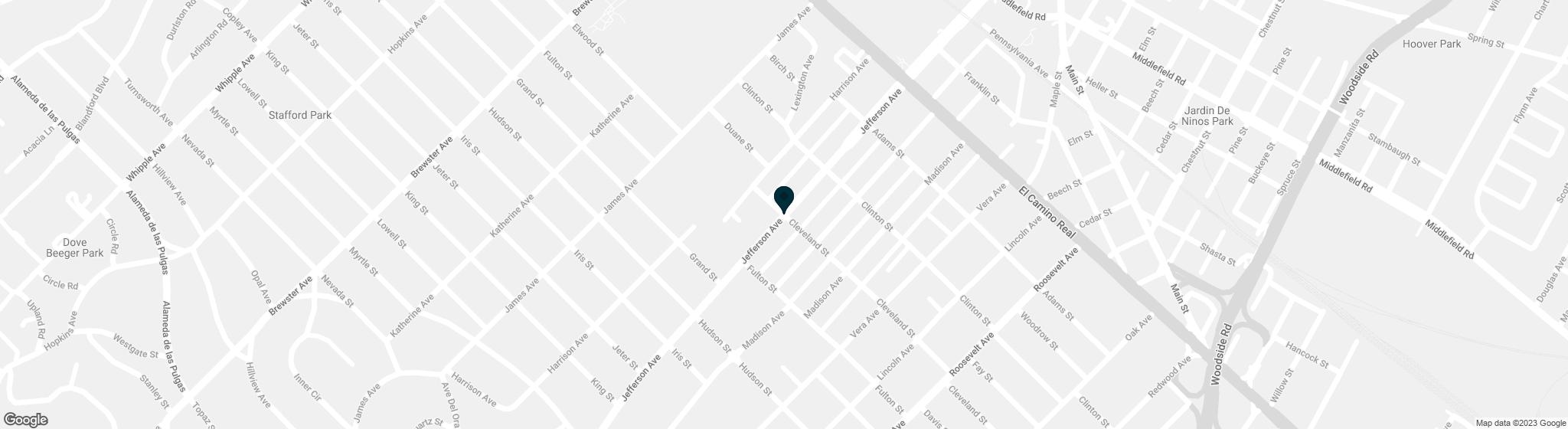 501 Cleveland St. Redwood City CA 94062
