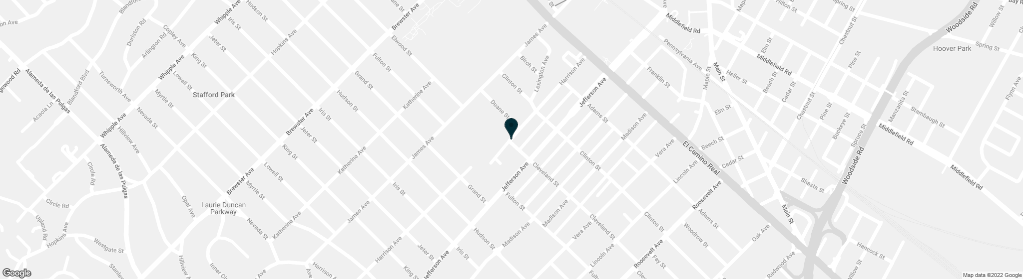 489 Harrison Redwood City CA 94062