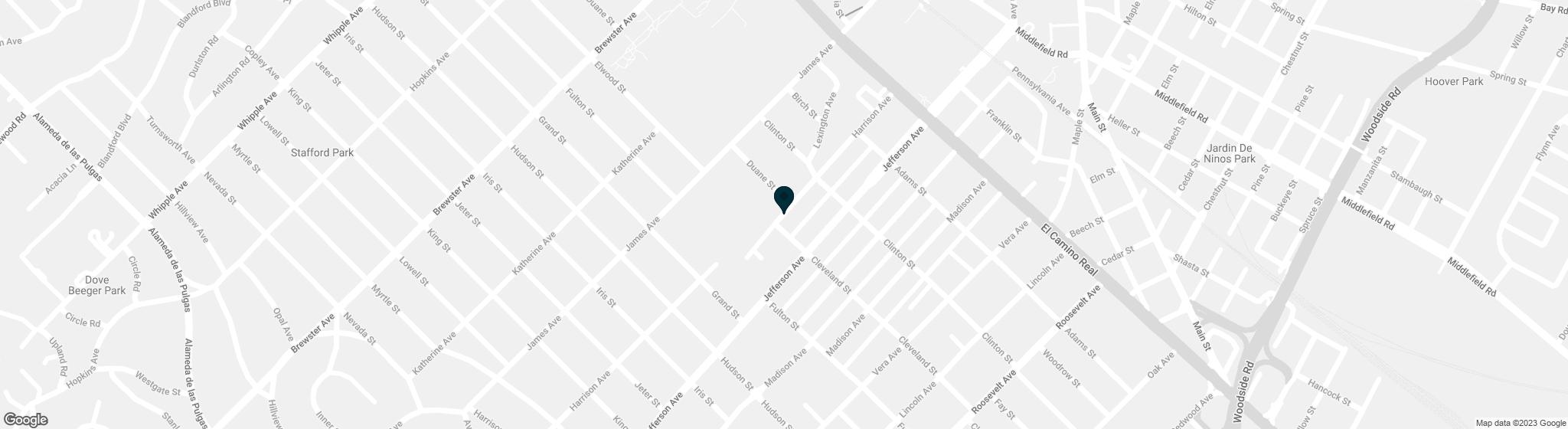 453 Harrison Ave. Redwood City CA 94062