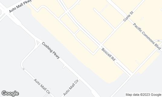 Map of Ichibox at 43725 Boscell Rd Fremont, CA