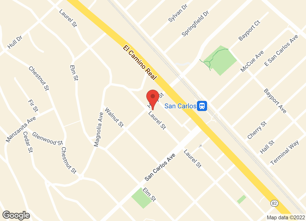 Google Map of VCA Holly Street Animal Hospital