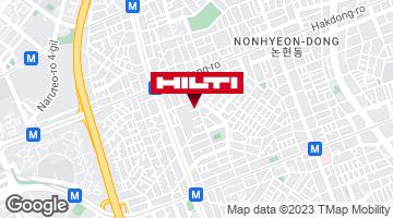 Get directions to 서울강남논현145