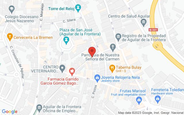 Administración nº2 de Aguilar de La Frontera