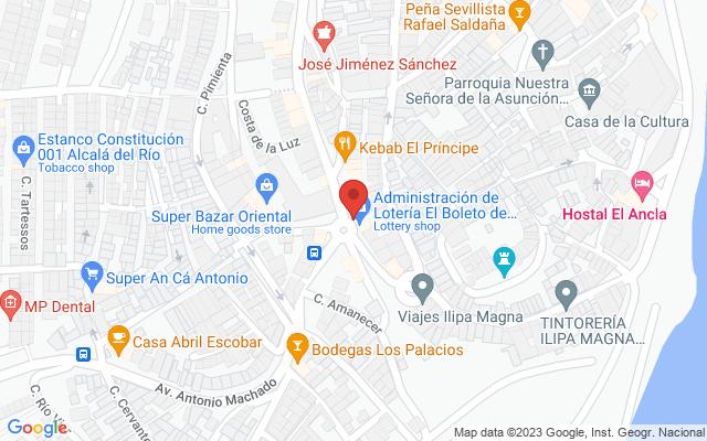 Administración nº2 de Alcalá del Río
