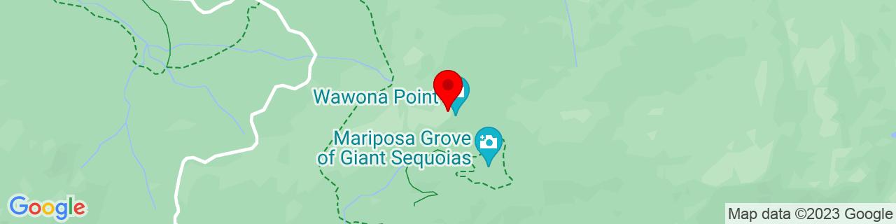 Google Map of 37.518861, -119.601806