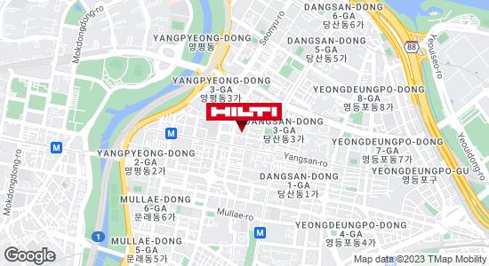 Get directions to 서울영등포당산3가555
