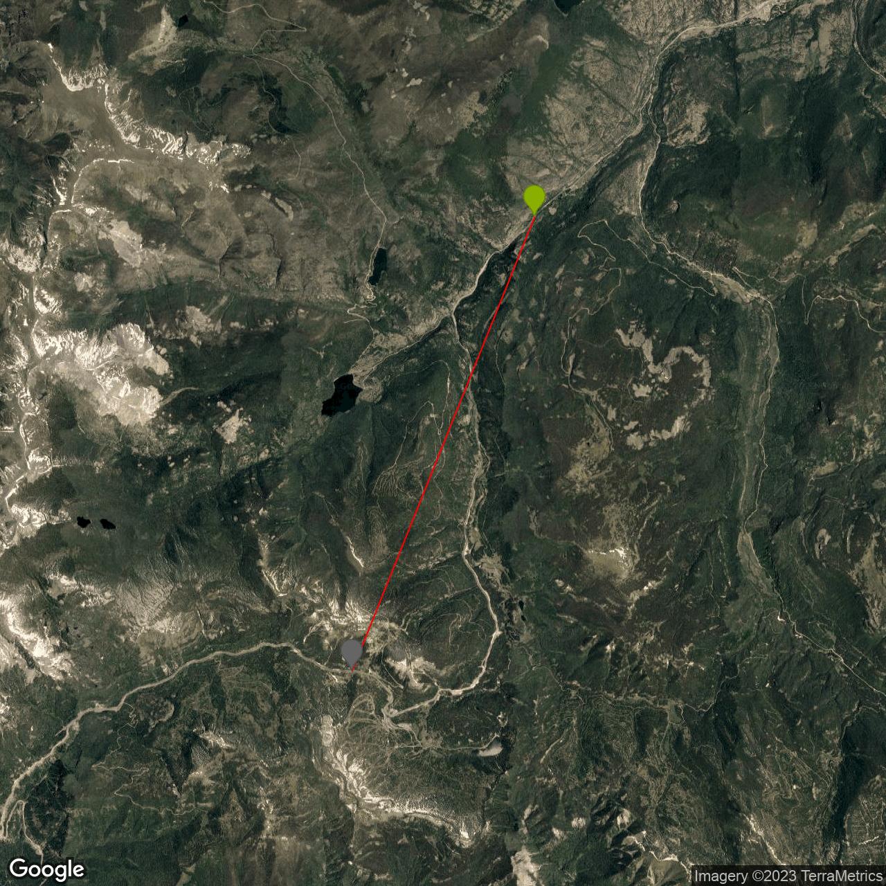 Wolf Creek Pass North Bike Climb - PJAMM Cycling